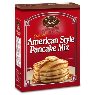 Mississippi Belle Pancake Mix [USA] 454g