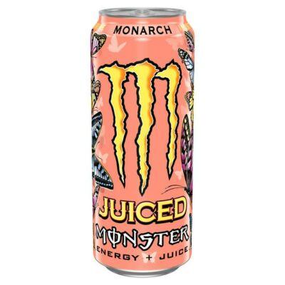 Monster Juiced Monarch árcímke nélküli 500ml