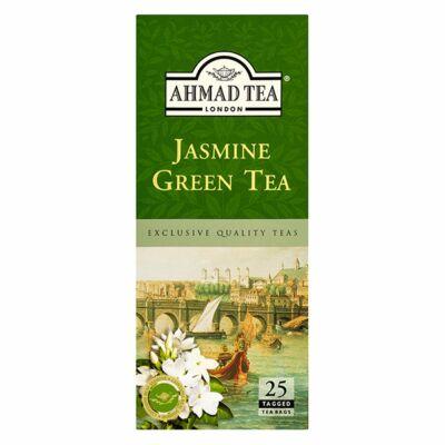 Ahmad Tea - Jasmine Green Tea - 25 db filter