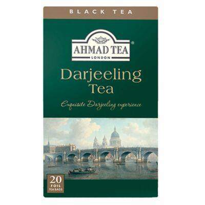 Ahmad Tea - Darjeeling tea - 20 db filter