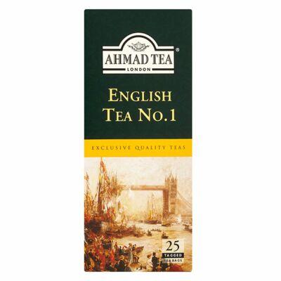 Ahmad Tea - English Tea No.1 - 25 db filter