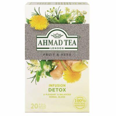 Ahmad Tea  - Detox Tea - 20 db filter