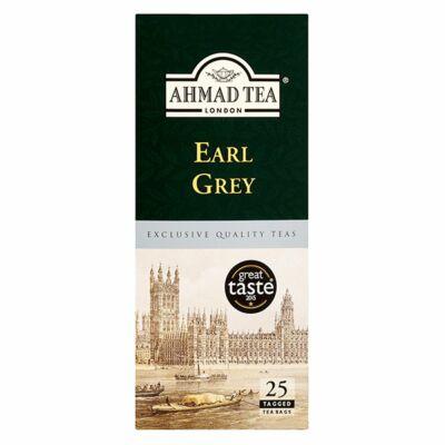 Ahmad Tea - Earl Grey - 25 db filter