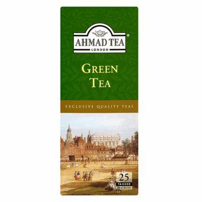 Ahmad Tea  - Green Tea - 25 db filter