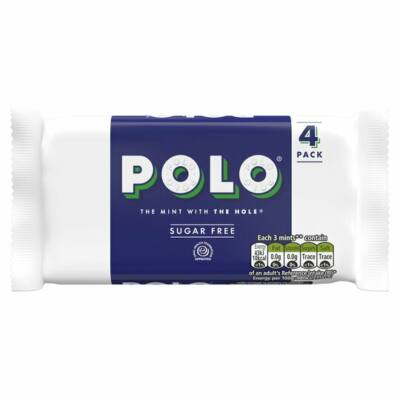 Polo Sugar Free 4 pack