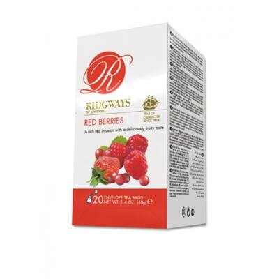 Ridgways Red Berries - 20 db filter