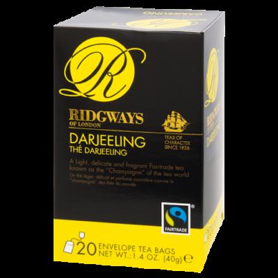 Ridgways Darjeeling Tea 20 db filter