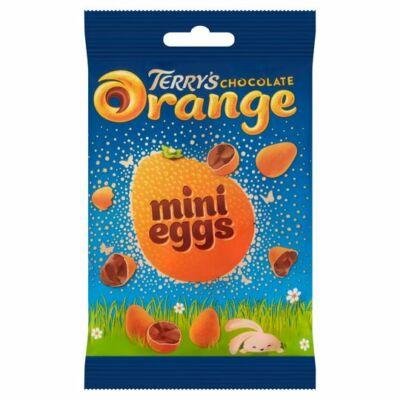Terrys Chocolate Orange Mini Eggs 80g