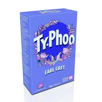 Typhoo Earl Grey Tea - 20 db filter