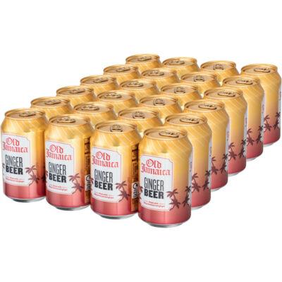 Old Jamaica Ginger Beer 24x330ml - Gyömbérsör