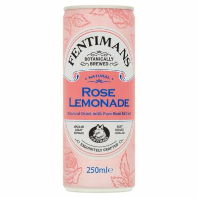 Fentimans Rose Lemonade (dobozos) 250ml