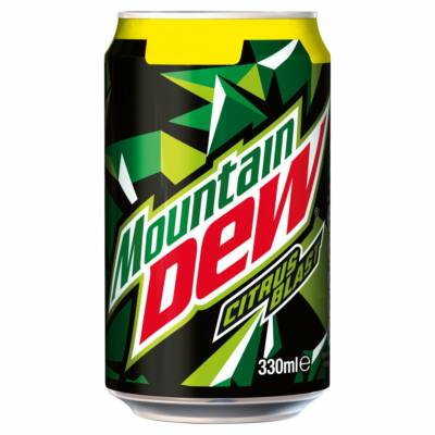 Mountain Dew Citrus Blast 330ml