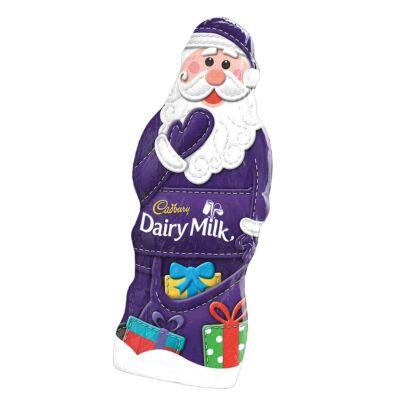 Cadbury Christmas Hollow Santa 50g - Csokimikulás