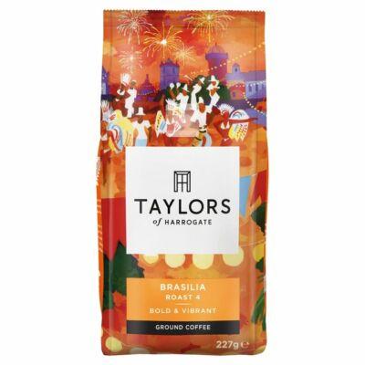 Taylor's Cafe Brasilian Rich Roast Coffee 227g