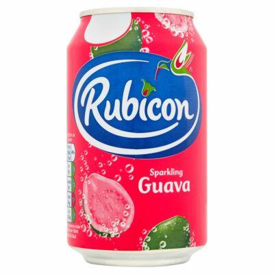 Rubicon Guava dobozos, szénsavas üdítőital