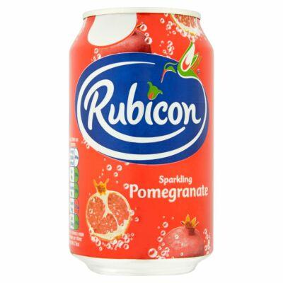 Rubicon Pomegranate (Gránátalma) dobozos, szénsavas üdítőital