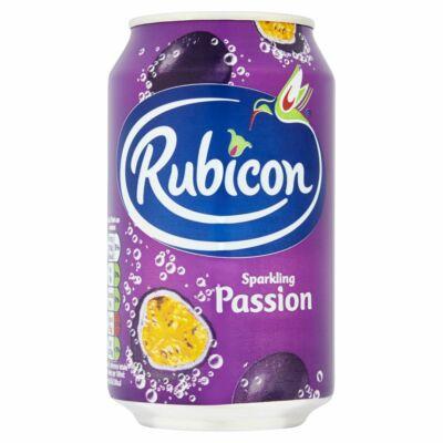 Rubicon Passion dobozos, szénsavas üdítőital 330ml
