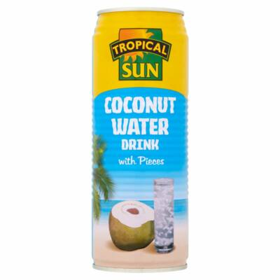 Tropical Sun Coconut Water with bits 520ml