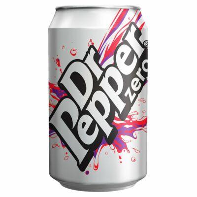 Dr Pepper Zero (GB) 330ml