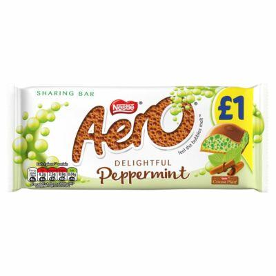Nestlé Aero Bubbly Peppermint  100g