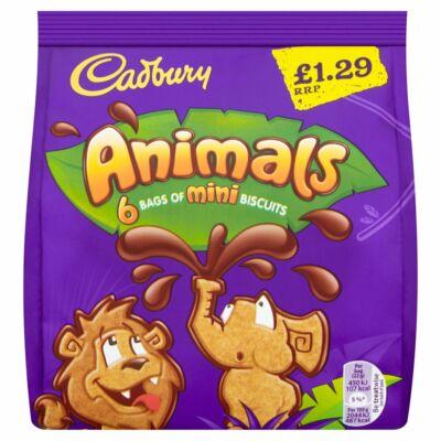 Cadbury Animals Mini 132g