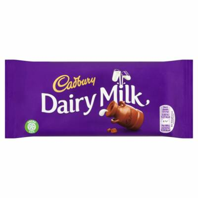 Cadbury Dairy Milk 95g