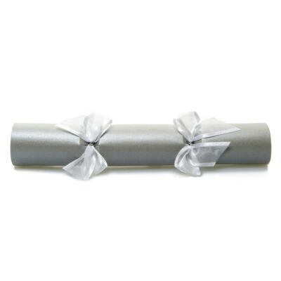 Celebration Crackers Wedding Silver Pearl Party Crackers 25db 10 inch méretû cracker
