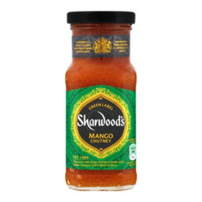 Sharwoods Green Label Mango Chutney 227g