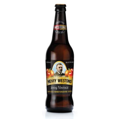Henry Westons Vintage Cider (8,2%, 500ml)