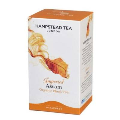 Hampstead Organic Imperial Assam Tea 20 db filter