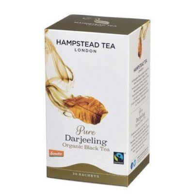 Hampstead Darjeeling Organic & Fairtrade Tea (Bio és Fairtrade Darjeeling Tea) 20 db filter