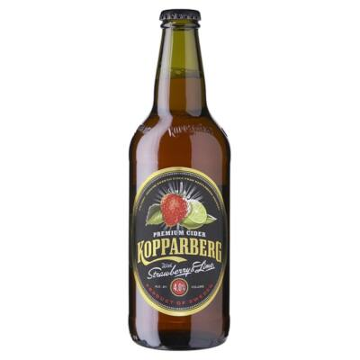 Kopparberg Strawberry & Lime Cider 500ml