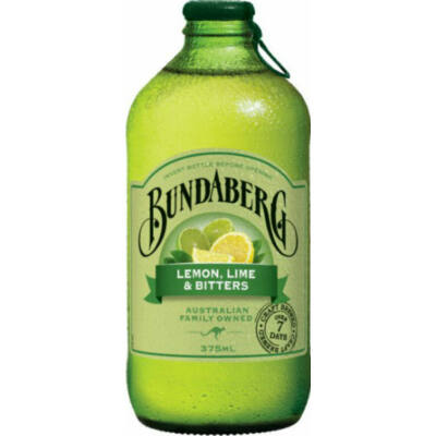 Bundaberg Lemon&Lime Bitters 375ml