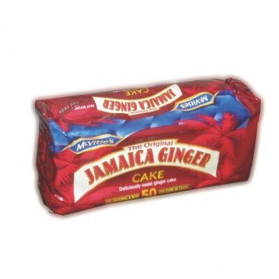 McVitie's Jamaica Ginger Cake (Gyömbéres sütemény)