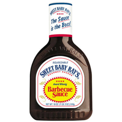 Sweet Baby Ray's Original Barbecue Sauce 510g