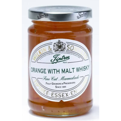 Tiptree Orange Marmalade with Malt Whisky