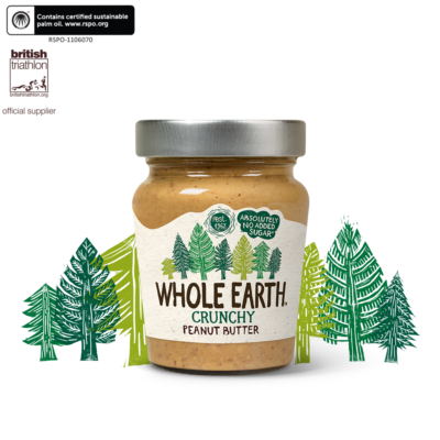 Whole Earth Original Crunchy Peanut Butter 227g