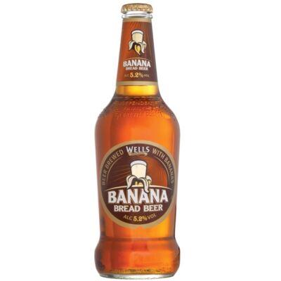 Well's Banana Bread Beer (500ml, 5,2% )