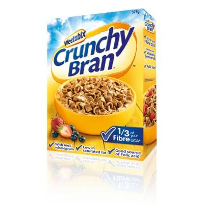 Weetabix Crunchy Bran 375g