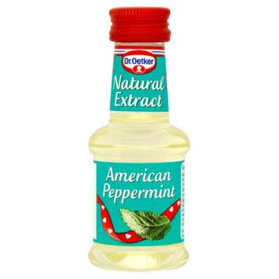 Dr. Oetker Natural American Peppermint Extract 35ml