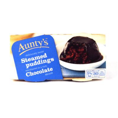 Aunty's Chocolate Fudge Pudding 2x110g