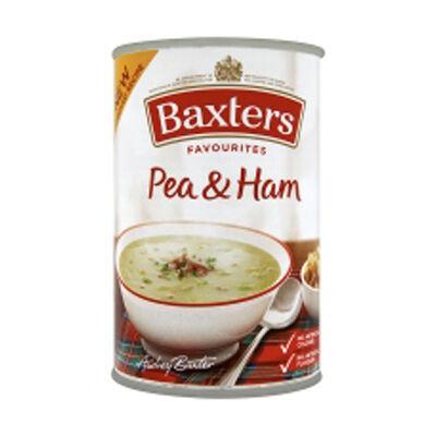 Baxters Pea & Ham Soup 415g