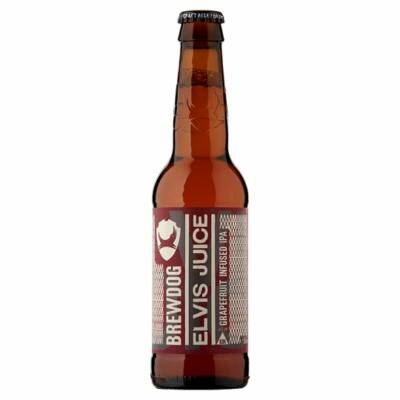 BrewDog Elvis Juice (330ml, 6.5%)