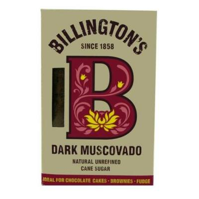 Billingtons Natural Dark Muscovado Sugar 500g