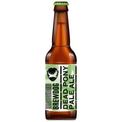 BrewDog Dead Pony Pale Ale (330ml, 3.8%)