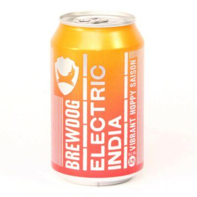 BrewDog Electric India dobozos (330ml, 5.2%)