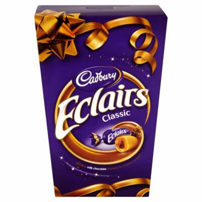 Cadbury Chocolate Eclairs 420g