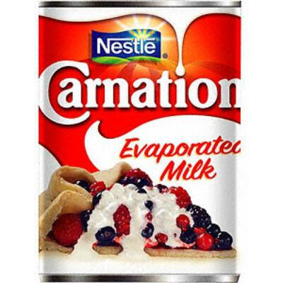 Nestle Carnation Evaporated Milk 410g