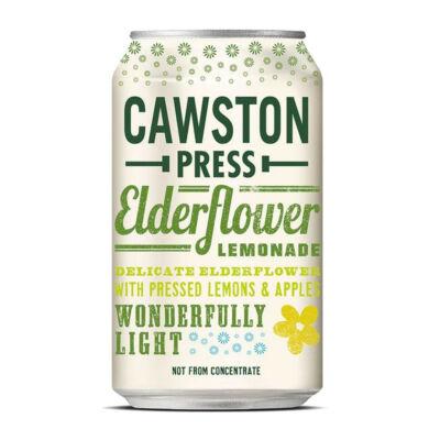 Cawston Press Sparkling Elderflower Lemonade 330ml