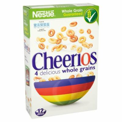 Nestle Cheerios 375g